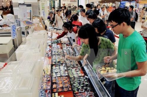 Productos japoneses conquistan a consumidores vietnamitas hinh anh 1