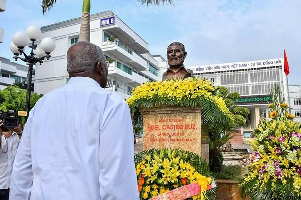 Dong Hoi, Vietnam: Un hospital de guerra, de paz y amistad hinh anh 3