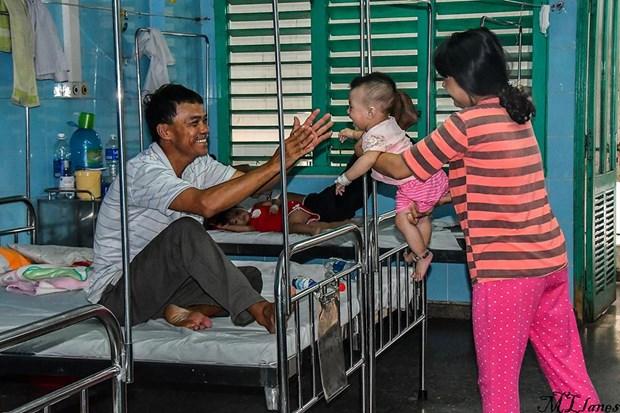 Dong Hoi, Vietnam: Un hospital de guerra, de paz y amistad hinh anh 7