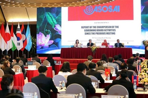 ASOSAI 14: Indonesia dispuesta a compartir experiencias con Vietnam en auditoria ambiental hinh anh 1