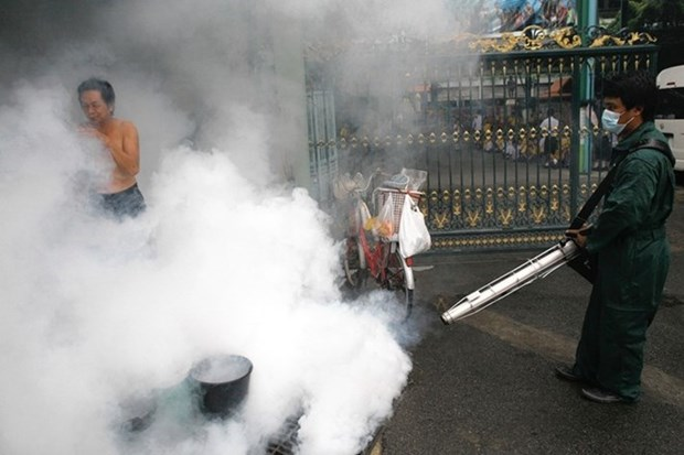 Alcalde de Bangkok alerta sobre propagacion del dengue hinh anh 1