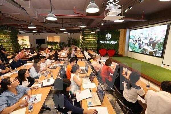 Vietnam necesita fortalecer cooperacion internacional para favorecer a los start-ups hinh anh 1