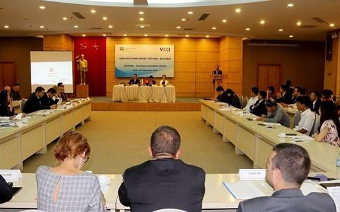 Efectuan en Hanoi foro empresarial Vietnam-Bulgaria hinh anh 1