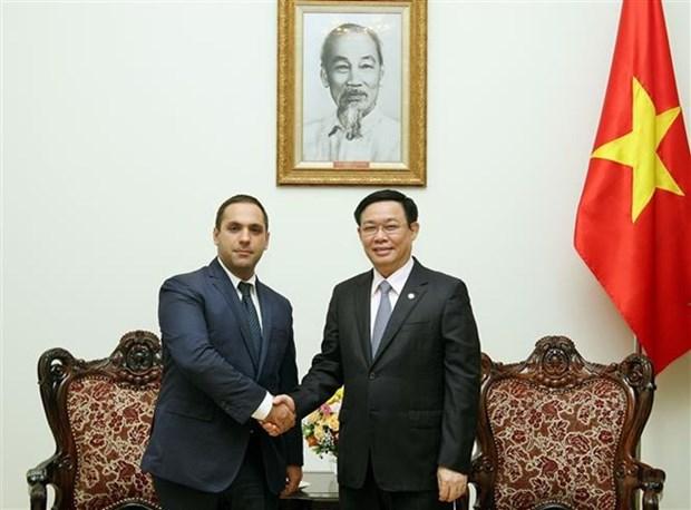 Vietnam y Bulgaria aspiran a impulsar relaciones economicas hinh anh 1