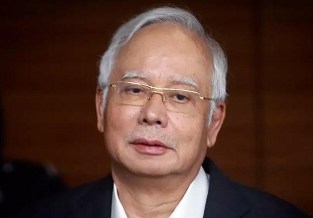 Expremier de Malasia enfrenta 25 cargos en relacion a escandalo de 1MDB hinh anh 1