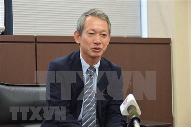 Funcionario japones confia en perspectivas de cooperacion con Vietnam hinh anh 1