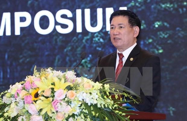 Auditor general estatal de Vietnam asume presidencia de ASOSAI hinh anh 1