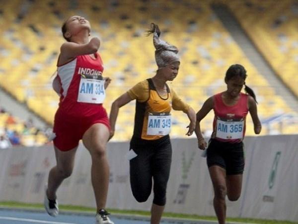 Indonesia inicia venta electronica de entradas de Juegos Paraolimpicos de Asia hinh anh 1