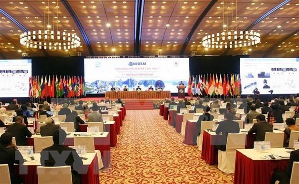 ASOSAI 14 es buena ocasion para intercambiar experiencias, afirma dirigente camboyano hinh anh 1