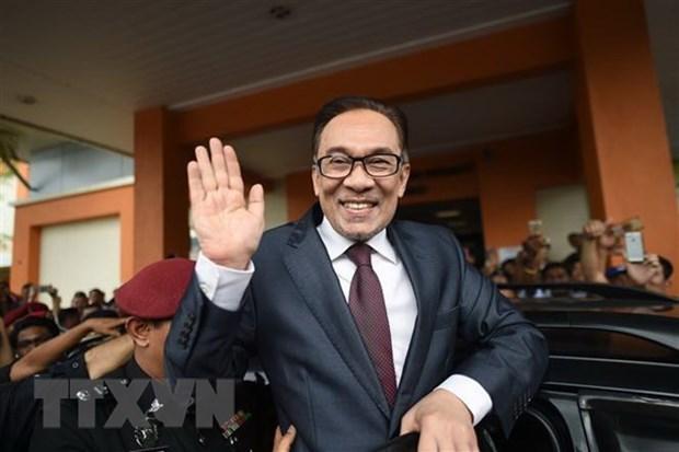 Exvicepremier de Malasia Anwar Ibrahim retornara a escena politica hinh anh 1