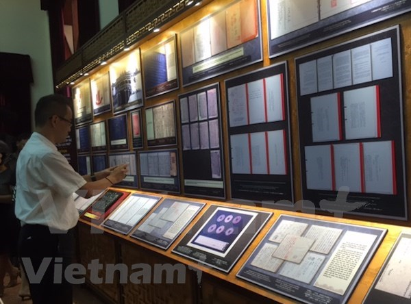 Inauguran exposicion en linea sobre historia de cooperacion Vietnam-Japon hinh anh 1
