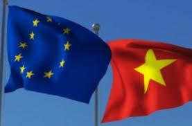 Vietnam y la UE reafirman esfuerzos por proceder a la firma del tratado de libre comercio hinh anh 1
