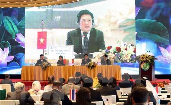 Efectuan en Hanoi reunion 53 del Comite Ejecutivo de la ASOSAI hinh anh 1