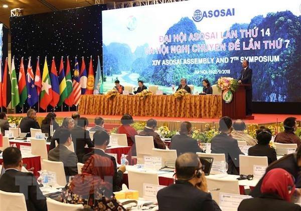 Declaracion de Hanoi de la ASOSAI 14 reafirma atencion a auditoria medioambiental hinh anh 1