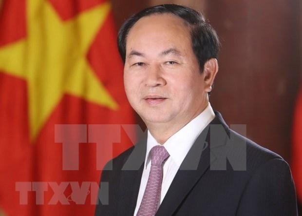 Consolida America Latina con Vietnam por la muerte de su presidente hinh anh 1