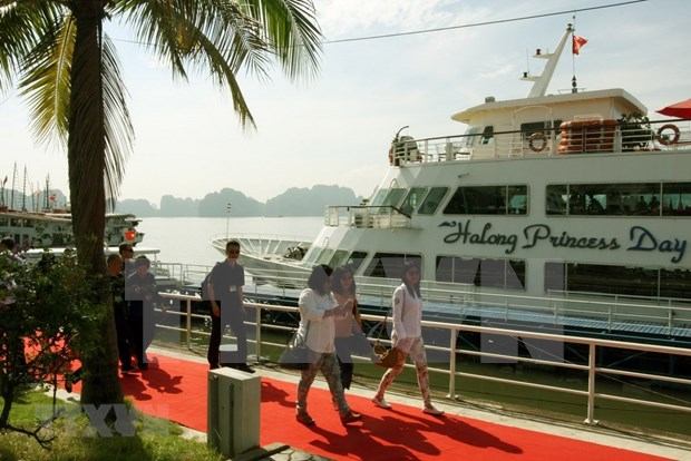 Delegacion de ASOSAI visita provincia vietnamita de Quang Ninh hinh anh 1