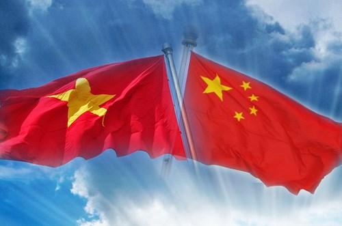 Destacan avance de lazos Hanoi- Beijing en ocasion del aniversario 69 de Dia Nacional de China hinh anh 1