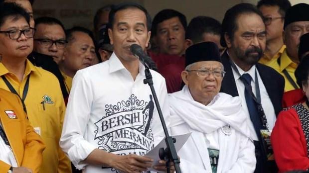 Indonesia inicia campana electoral hinh anh 1