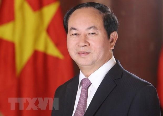 COMUNICADO ESPECIAL: Fallece Presidente de Vietnam Tran Dai Quang hinh anh 1