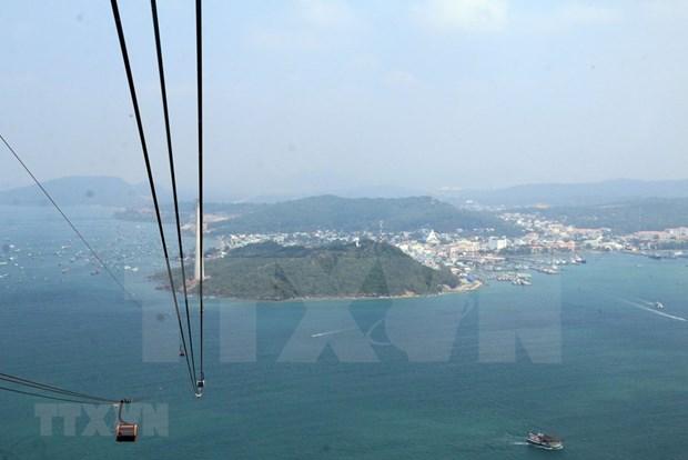 Isla de Phu Quoc por convertirse en centro internacional de ecoturismo hinh anh 1