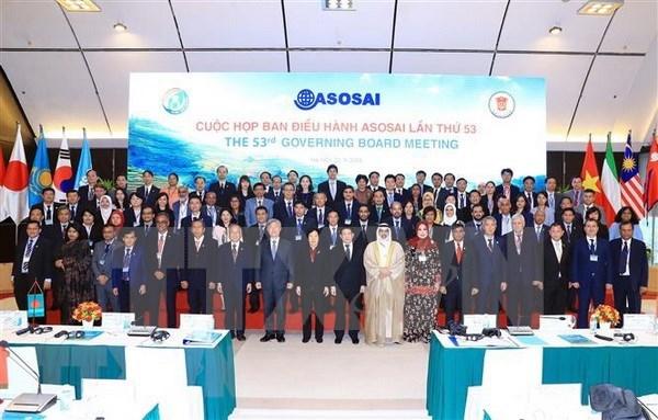 Vietnam celebra con exito ASOSAI 14 hinh anh 1