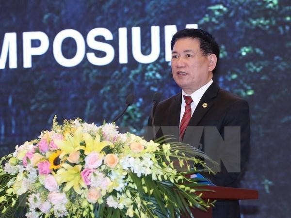 Vietnam se responsabiliza de consolidar la unidad de la ASOSAI hinh anh 1