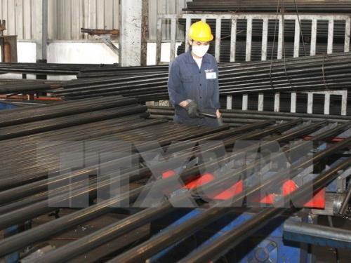 En alza exportacion de productos siderurgicos de Vietnam a mercado sudesteasiatico hinh anh 1