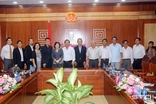 Tailandia planea invertir en proyecto termoelectrico en provincia vietnamita hinh anh 1