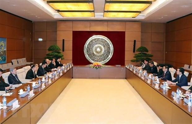 Robustecen relaciones Vietnam-Japon hinh anh 1