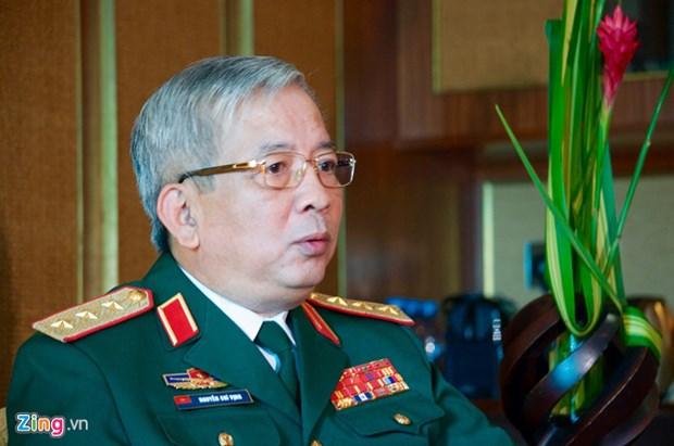 Vietnam estrecha cooperacion en defensa con Rusia y Filipinas hinh anh 1