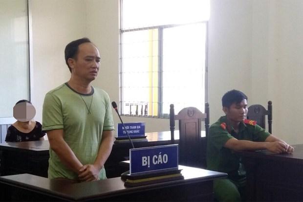 Residente en ciudad de Can Tho recibe pena de carcel por violar intereses del Estado vietnamita hinh anh 1