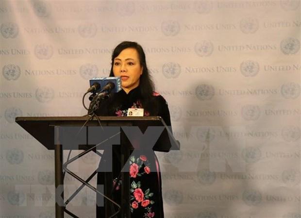 Vietnam reitera determinacion de erradicar la tuberculosis en 2030 hinh anh 1