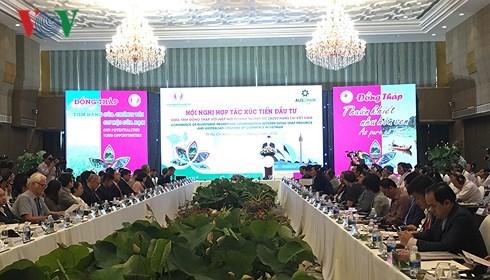 Exhortan a inversiones australianas en Delta del Mekong en Vietnam hinh anh 1