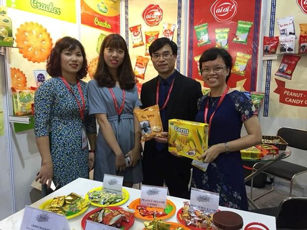 Vietnam asiste a Feria de Alimentos en la India hinh anh 1