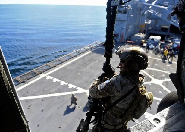 Filipinas y Estados Unidos intensificaran actividades militares conjuntas en 2019 hinh anh 1