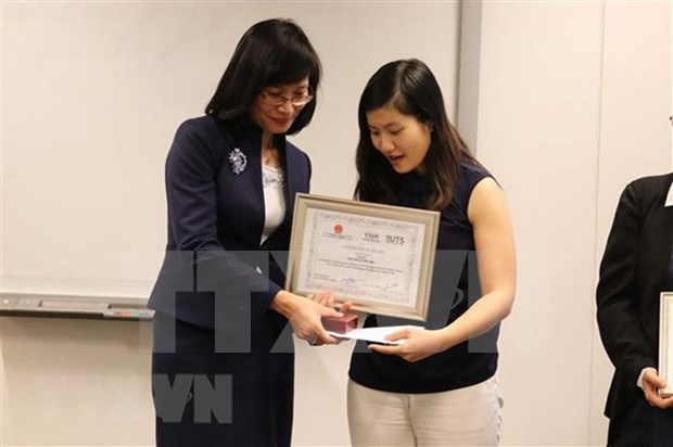 Vietnamitas en Australia presentan ideas de innovacion hinh anh 1