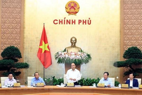 Premier destaca logros socioeconomicos de Vietnam en primeros nueve meses de 2018 hinh anh 1