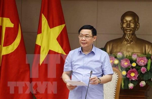 Vicepremier de Vietnam destaca estabilidad de la economia nacional hinh anh 1
