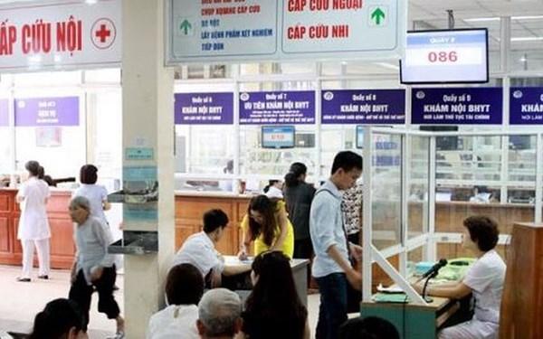 Casi 85 por ciento de la poblacion de Hanoi con acceso a seguro de salud hinh anh 1