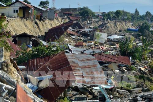 Nuevo sismo de magnitud 6,0 sacude costa indonesia de Sumba hinh anh 1