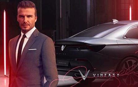 Beckham: Vinfast es un milagro procedente de Vietnam hinh anh 1