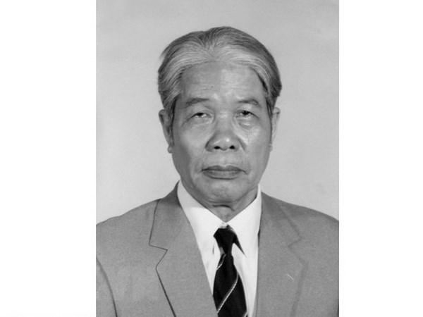 Laos expresa solidaridad a Vietnam por fallecimiento de exdirigente partidista Do Muoi hinh anh 1