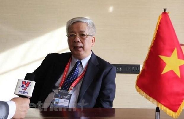 Vietnam y China estrechan cooperacion en defensa hinh anh 1