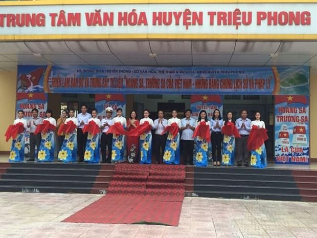 Exponen evidencias de soberania de Vietnam sobre archipielagos Hoang Sa y Truong Sa hinh anh 1