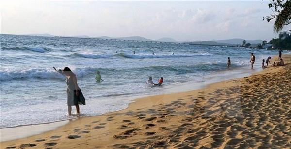 Provincia vietnamita de Binh Dinh atrae 3,5 millones de turistas hinh anh 1