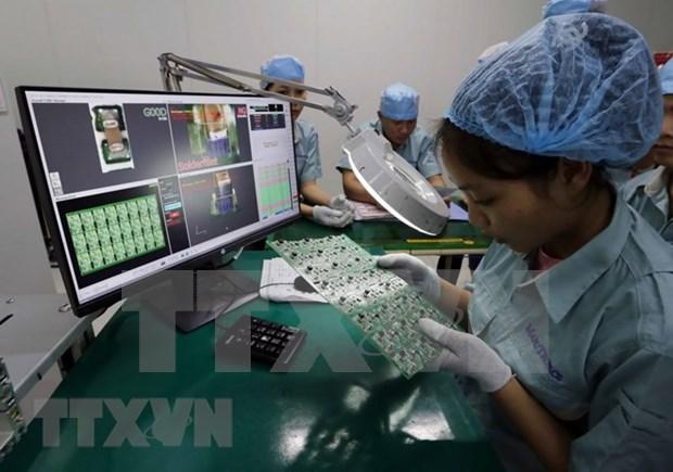 Vietnam por priorizar proyectos de IED en tecnologia en medio de cuarta revolucion industrial hinh anh 1