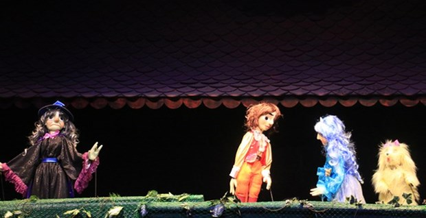 Vietnam introducira tema de cambio climatico en Festival Internacional de Marionetas hinh anh 1