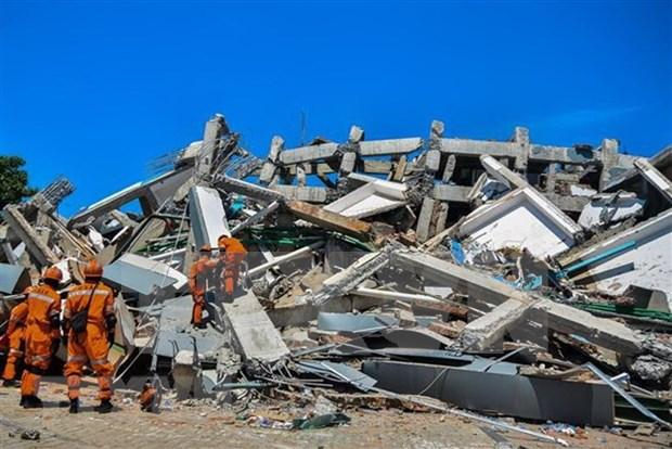 ONU anuncia respaldo multimillonario a Indonesia tras desastres naturales en isla de Celebes hinh anh 1