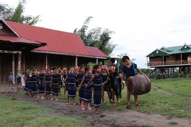 Provincia vietnamita de Gia Lai lista para Festival Cultural de Gongs hinh anh 1