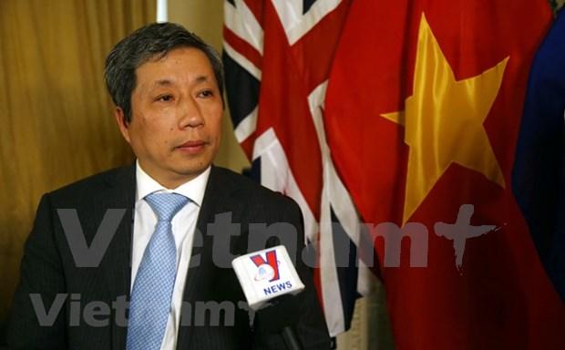 Nexos Vietnam – Reino Unidos estan en su mejor etapa, afirma embajador vietnamita hinh anh 1